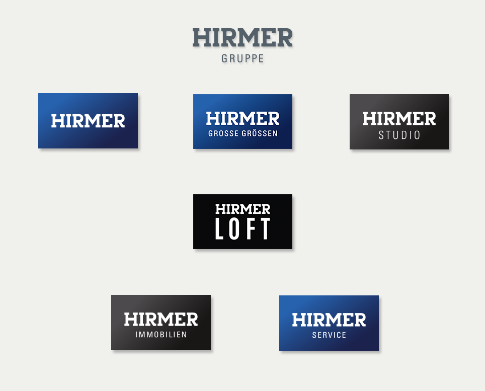 Hirmer_Gruppe_Logos
